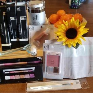 HUGE NWT e.l.f. Cosmetics Bundle
